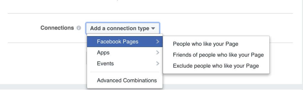 The Plus Ones - Facebook Connection Targeting