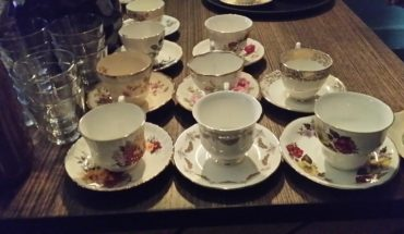 Porcelain Tea Parlour