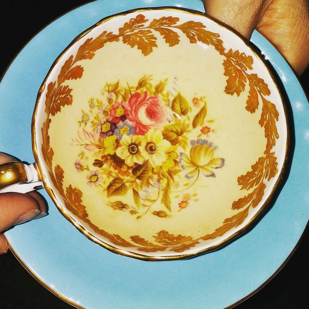 Porcelain Tea Parlour