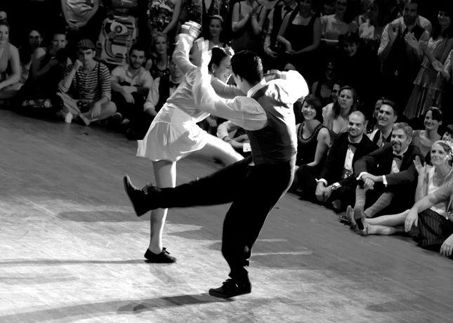 Melbourne Jazz Fest - Swing Dancing