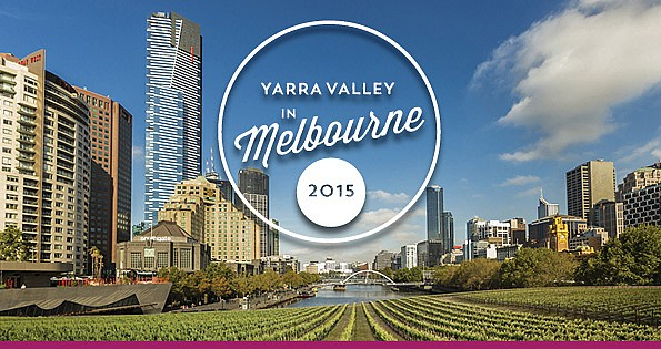 Yarra Valley in Melbourne