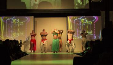 Indian Film Festival fashion show