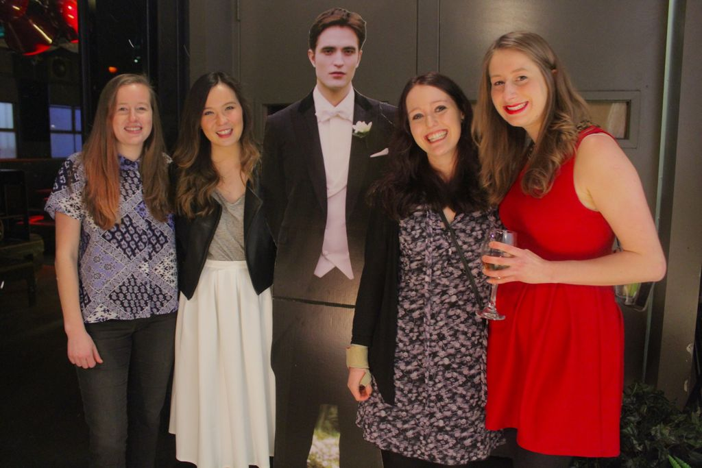Photo courtesy Sarah Guganovic for the photo. (L-R: Alyce Adams, Tiana Hogben, Louise Cox, Hayley Adams)
