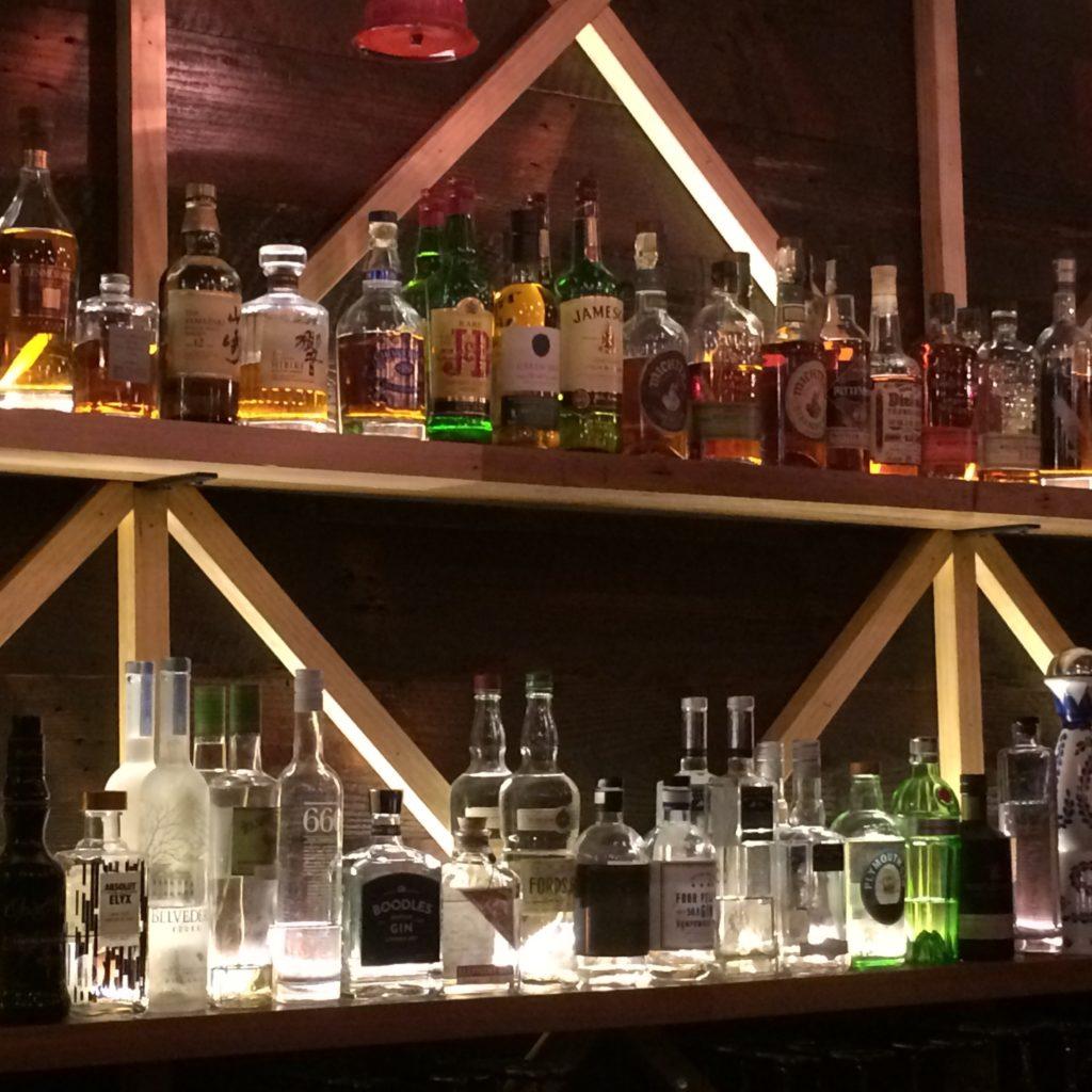 Glamp bar