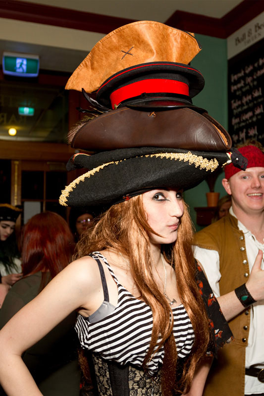 Pirate Market - photo courtesy Flavio Bodrogi Photography