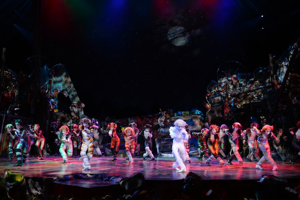 image courtesy of Cats the Musical