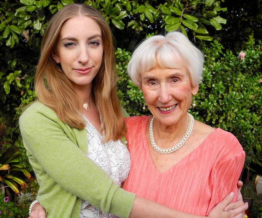 eleanor and grandmother