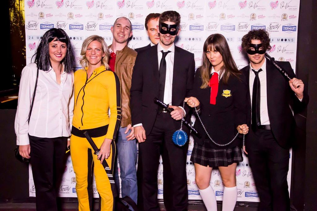 Tarantino Ball 2016 24 Moon Bar Melbourne