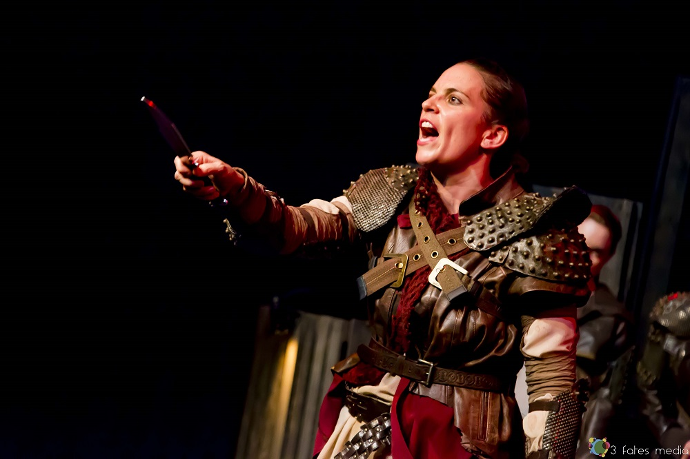 Coriolanus Heartstring Theatre