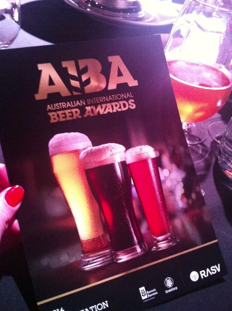 AIBA Awards 2016