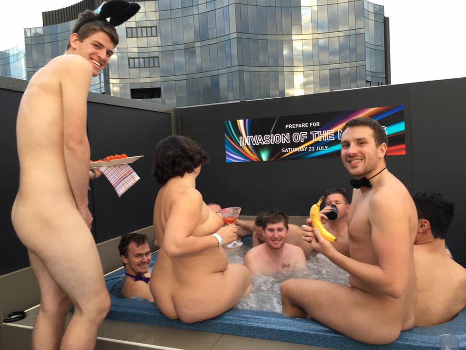 Nudies Revolution Melbourne