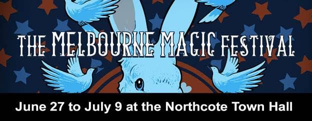 Melbourne Magic Festival 2016