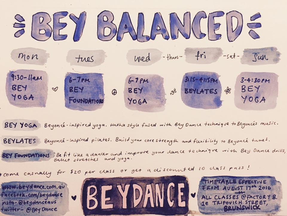 bey balanced bey yoga