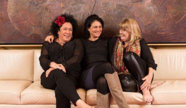 Tapestry - Vika Bull, Monique diMattina and Debra Byrne Photographer Andy Drewitt.