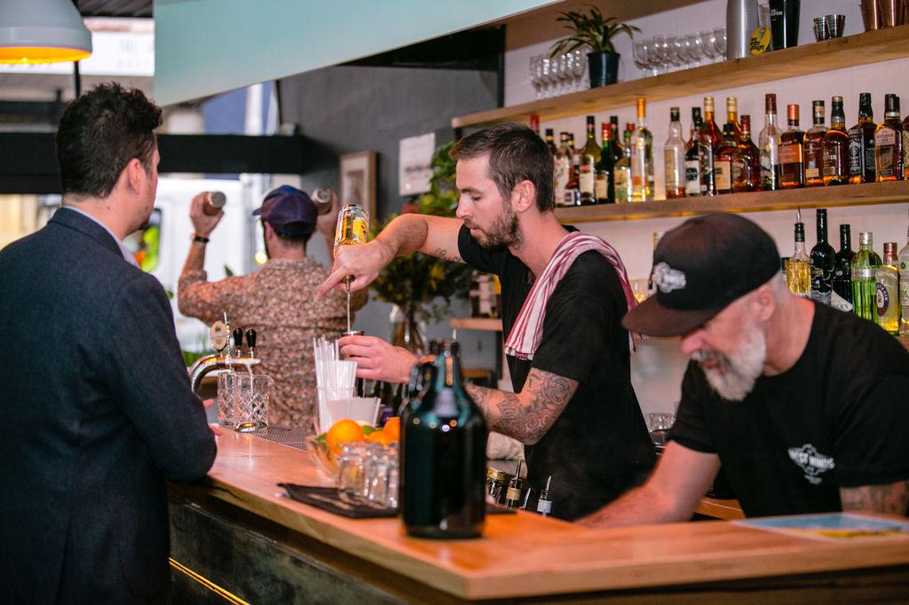 Dingo's Bar Melbourne Collingwood