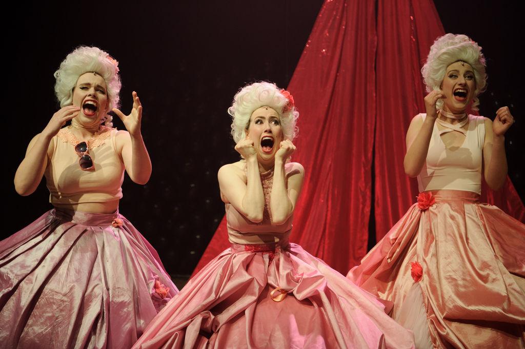 Poppy Seed Festival Melbourne 'Ladycake'