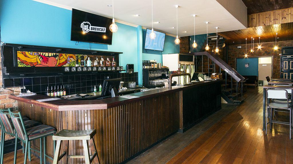 BrewCult Melbourne bar comedy