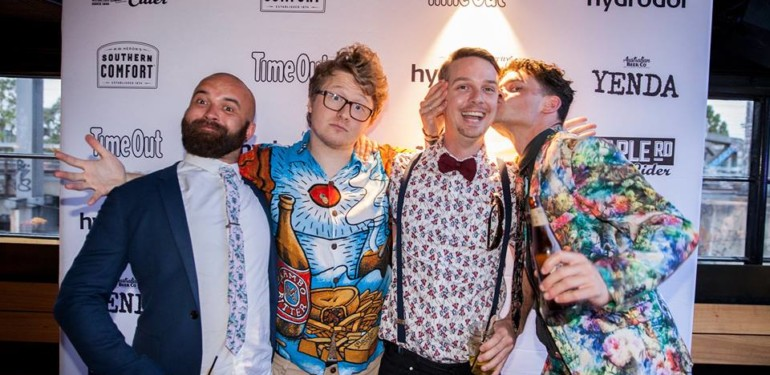 Time Out Bar Awards Melbourne 2017