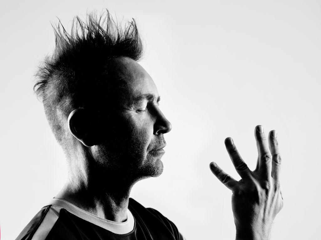 Nigel Kennedy Vivaldi Arts Centre Melbourne