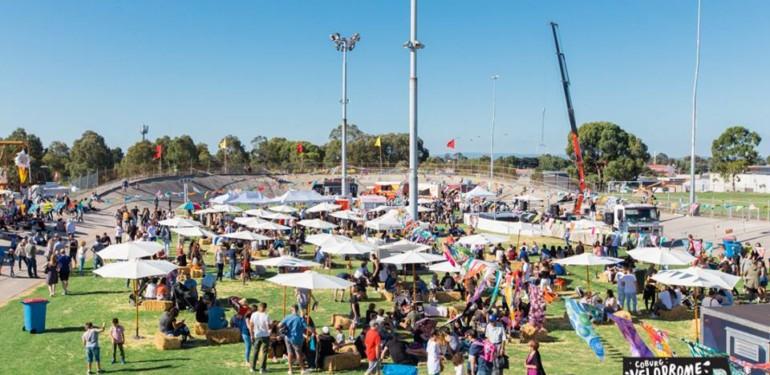 Coburg Velodrome Food Truck Festival Melbourne 2017 5