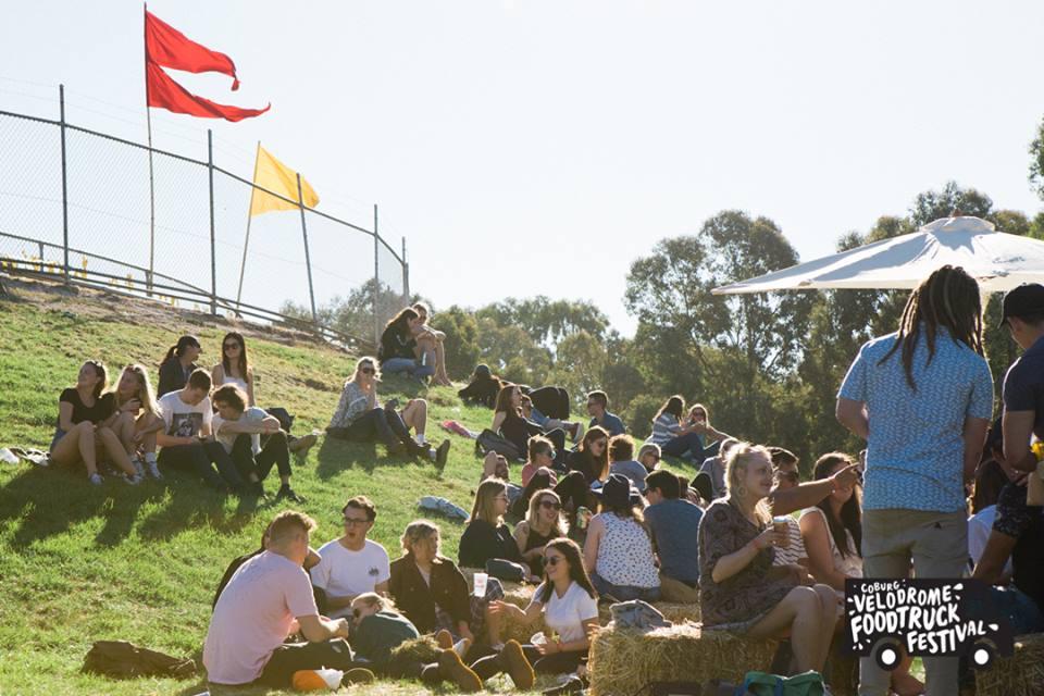 The Plus Ones Coburg Velodrome Food Truck Festival Melbourne