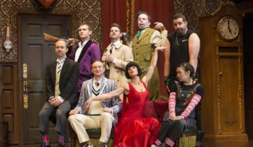 The Play That Goes Wrong Melbourne
