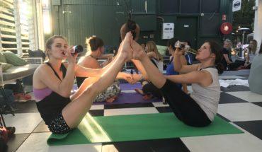 BierYoga beer yoga melbourne