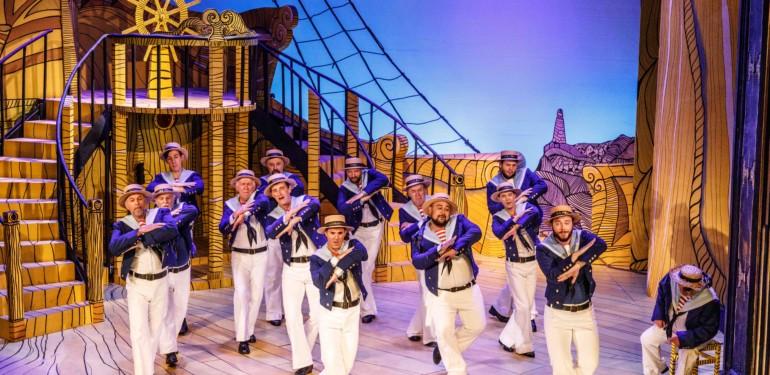 Melbourne Opera - H.M.S. Pinafore