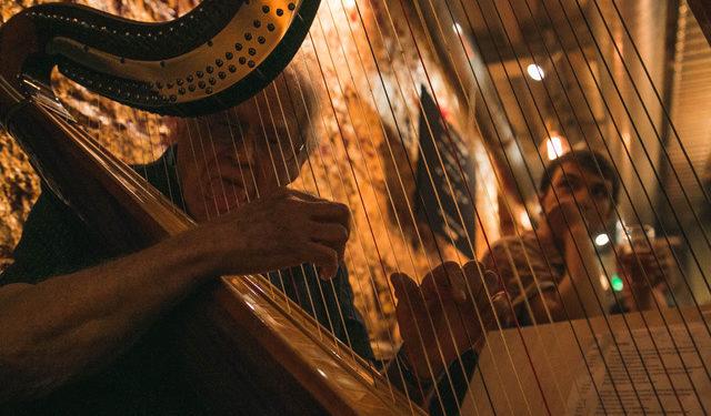 The Moat Harp