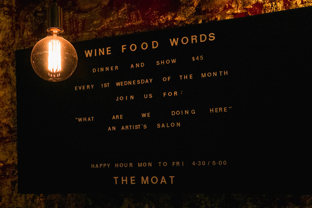 The Moat Board
