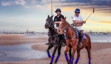 Twilight Beach Polo