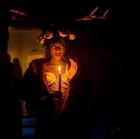 'Ménage à Trois' cabaret burlesque Melbourne
