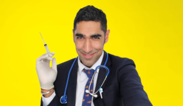 Doctor Ahmed Dr in the House MICF