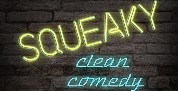 Squeaky Clean Comedy MICF
