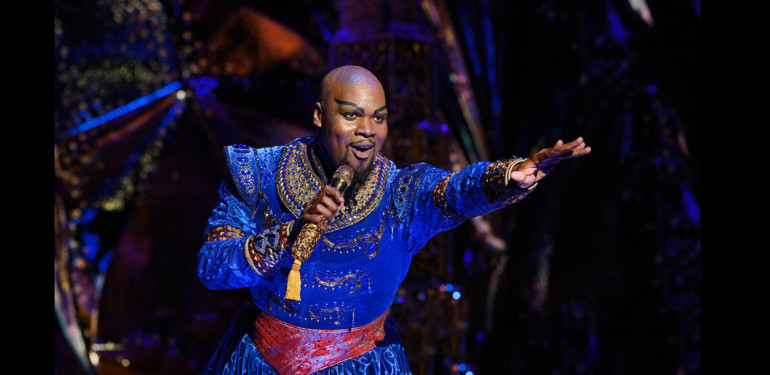 Aladdin Disney musical Melbourne