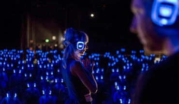 Flow After Dark silent disco yoga Melbourne