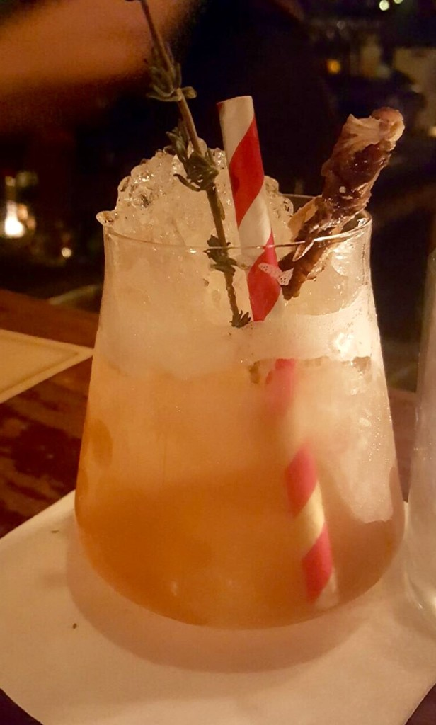 Smoke and Mirrors Loretta's World Class Cocktail Week