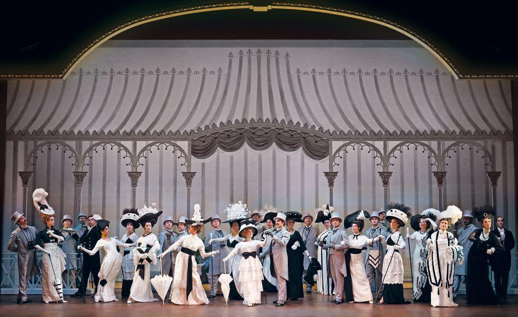 My Fair Lady Melbourne Regent's Theatre