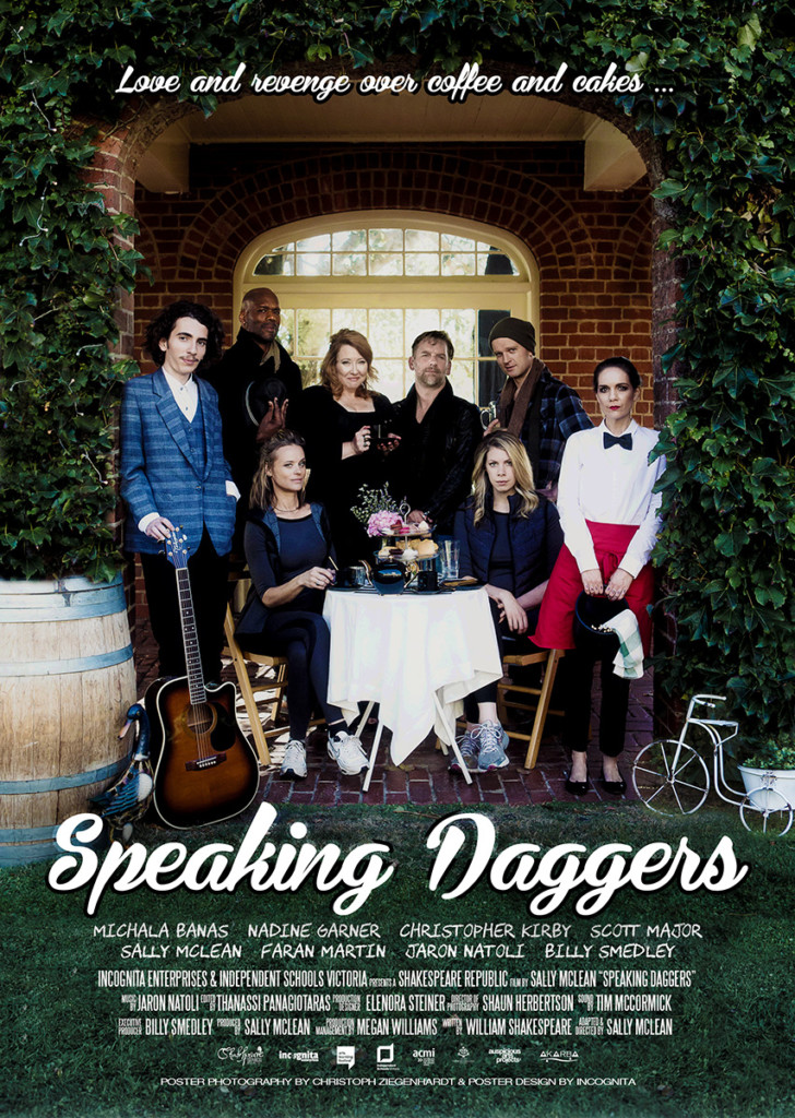 Speaking Daggers Arts Learning Festival  Melbourne