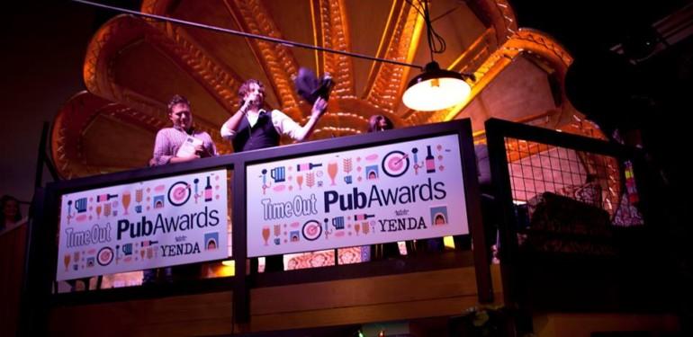 Time Out Melbourne Pub Awards