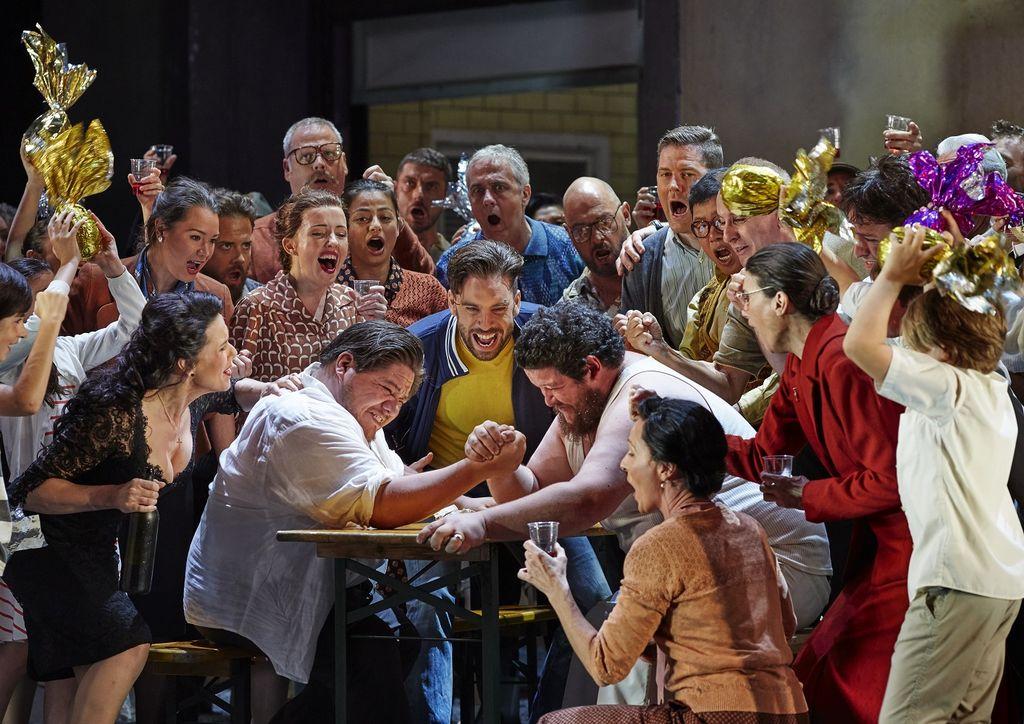 Opera Australia Cavalleria Rusticana