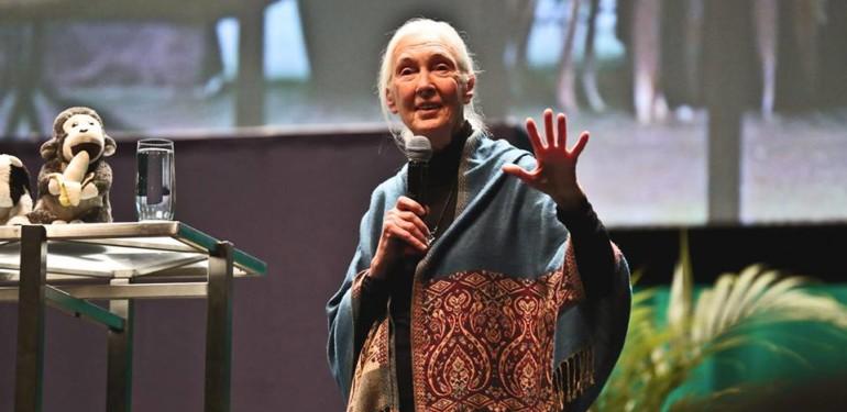 Jane Goodall Melbourne