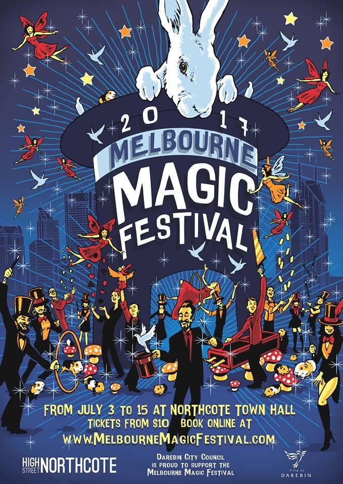 Melbourne Magic Festival 2017
