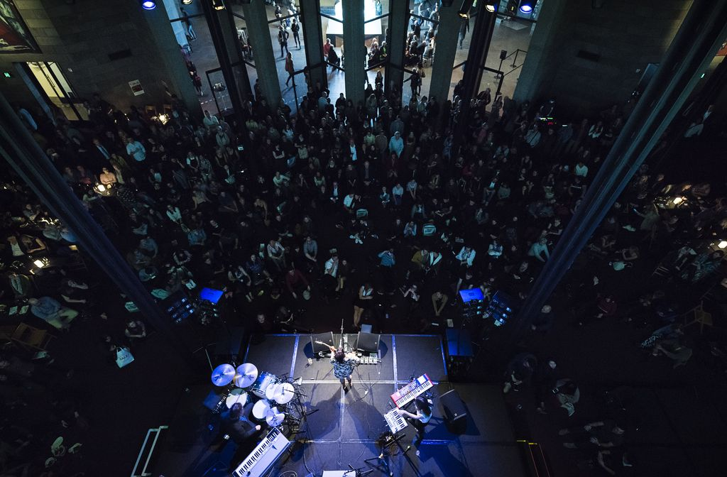 NGV Friday Nights Melbourne