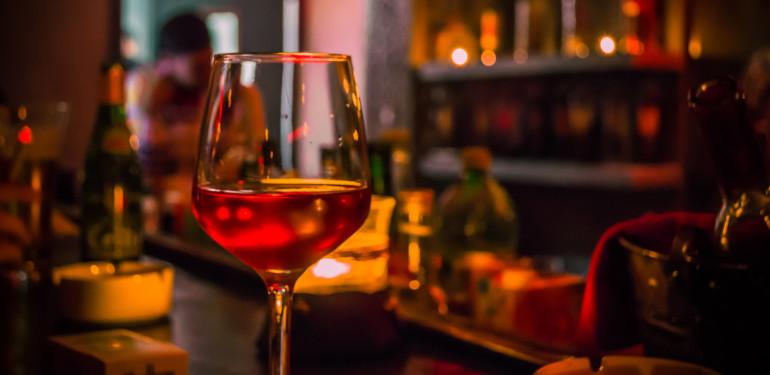 Wine in Melbourne
