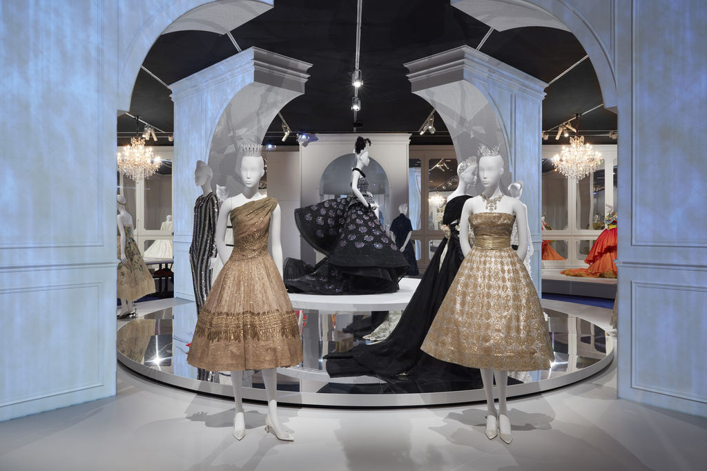 House of Dior National Gallery of Victoria Melbourne