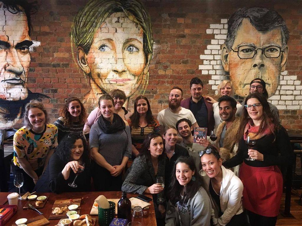 Queen of Spades bar Melbourne