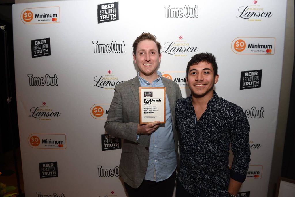 Time Out Food Awards Melbourne
