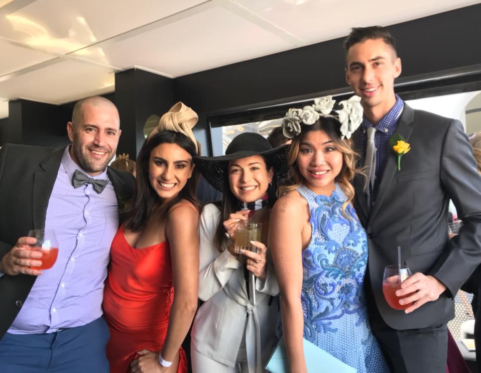 Melbourne Cup Birdcage 2017