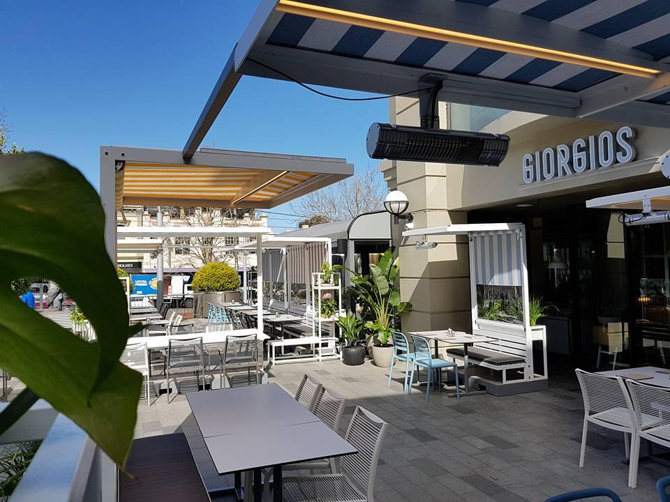 Giorgios Grill Melbourne